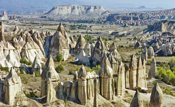 Сказочная Каппадокия тур выходного дня