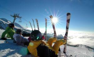 Мой снежный рай в Словакии  Мини-уикенд на лыжи