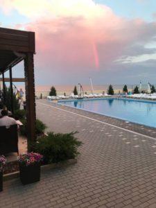 """Отель """"Вилла Риф""""– Lux-класс+бассейн"""
