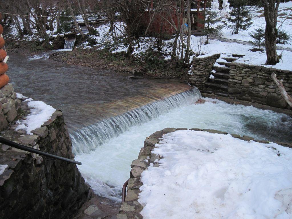 Зимние выходные в Закарпатье