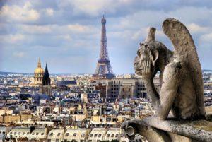 Ого! Париж!